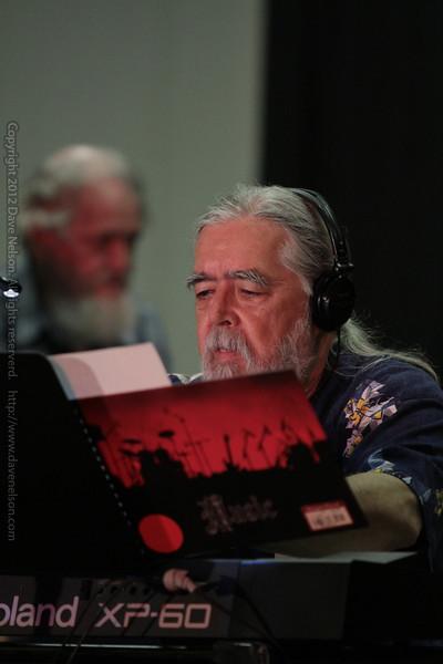 Atlanta Radio Theatre Company (ARTC) performing an episode of Rory Rammer
