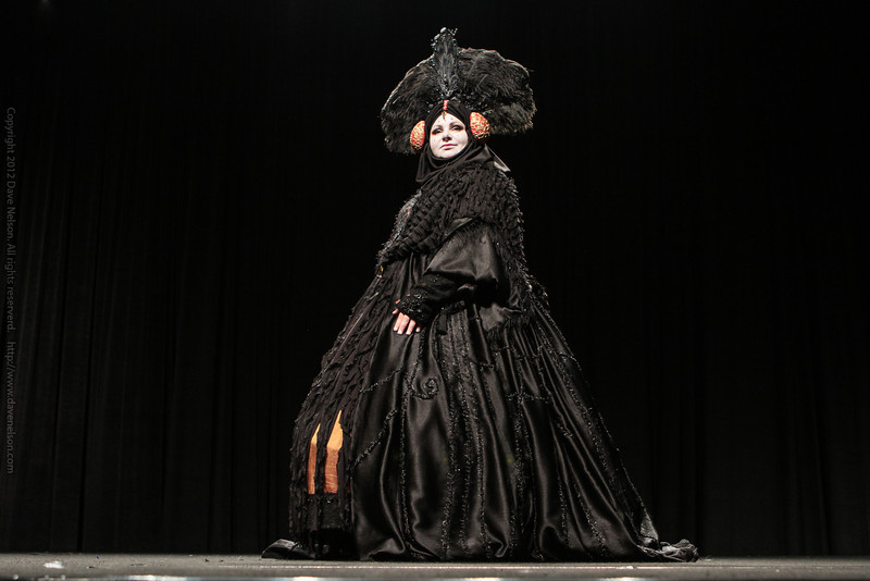 Princess Amidala at the Friday Night Costume Contest