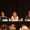 Adam Baldwin, Jewel Staite and  Sean Maher talking about Firefly and Serenity