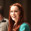 Felicia Day discussing Eureka