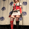 Harley Quinn at the From the Page to the Stage: Comic Book Pageant