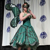 Absinthe Fairy Costume at the Masquerade Costume Contest