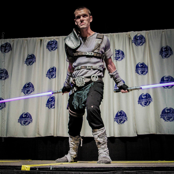 Star Wars Costume at the Masquerade Costume Contest