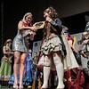 Winning Costumes at the Masquerade Costume Contest