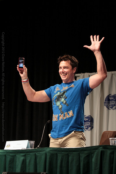 John Barrowman Question and Answers
