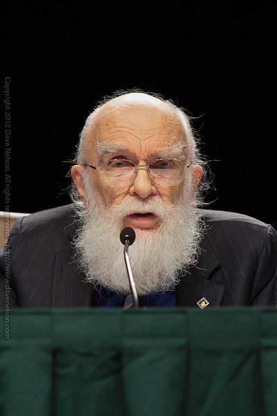 James Randi talks about Billion Dollar Babies