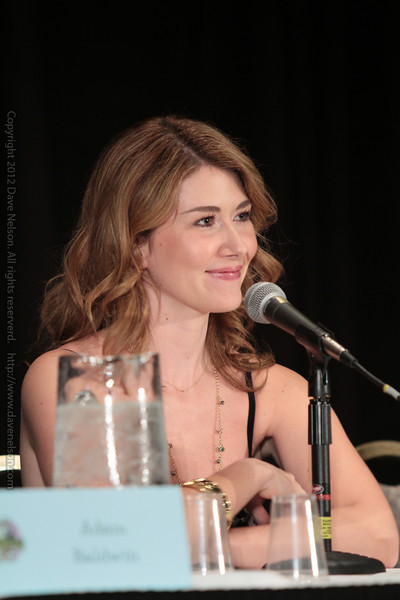 Jewel Staite talks about Firefly and Serenity