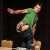 John Barrowman spanking his Megatron Underoos