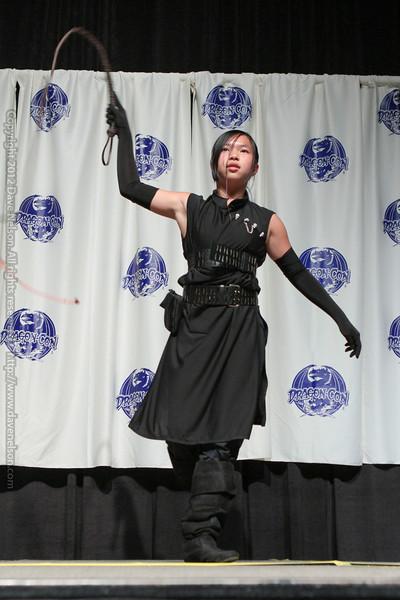 Airbender Costume at the Masquerade Costume Contest