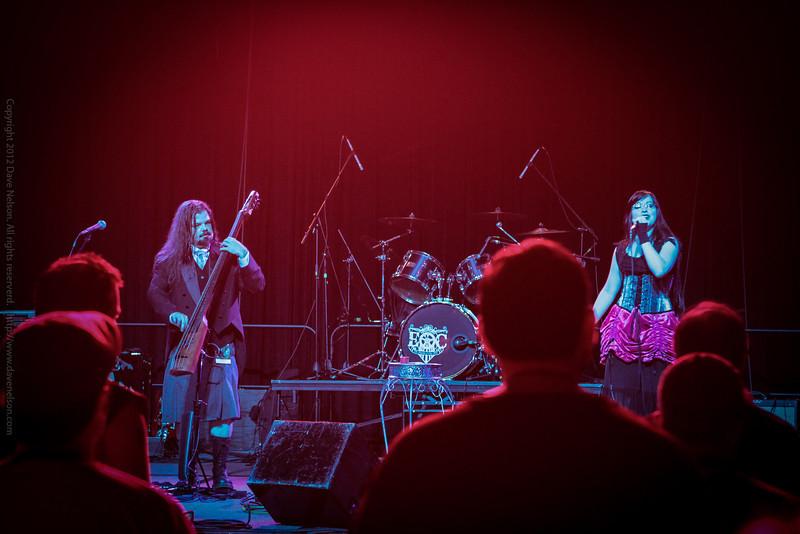 Valentine Wolfe playing Saturday night