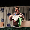 John Barrowman throws out his undies before Question and Answers
