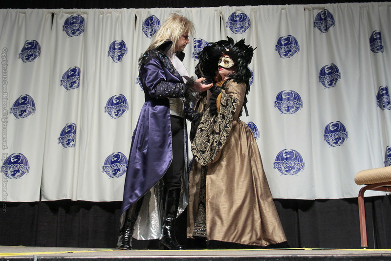 Labyrinth Costumes at the Masquerade Costume Contest