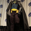 Batman at the From the Page to the Stage: Comic Book Pageant