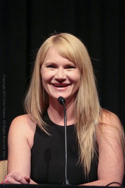 Tara Buck of True Blood at DragonCon 2013