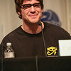 Eddie McClintock of Warehouse 13 at DragonCon 2013