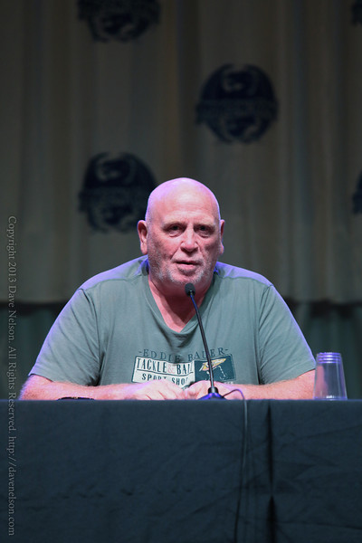 James Cosmo of Game of Thrones at DragonCon 2013