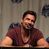 Manu Bennett of the Hobbit at DragonCon 2013