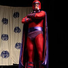 Magneto Costume at From the Page to the Stage: Comic Book Pageant at DragonCon 2013