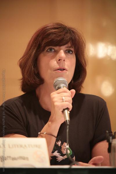 Carole Barrowman at DragonCon 2013