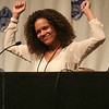 Genelle Williams of Warehouse 13 at DragonCon 2013
