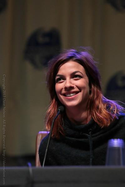 Natalia Tena of Game of Thrones at DragonCon 2013