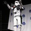 Stormtrooper Bouncer in the Masquerade at DragonCon 2013