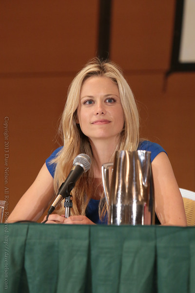 Claire Coffee of Drimm at DragonCon 2013