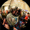 The Stig Fisheye at DragonCon 2013