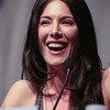Jaime Murray of Defiance at DragonCon 2013