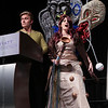 Doctor Who 50th Anniversary Costume in the Masquerade at DragonCon 2013