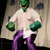 Hulk Costume at From the Page to the Stage: Comic Book Pageant at DragonCon 2013