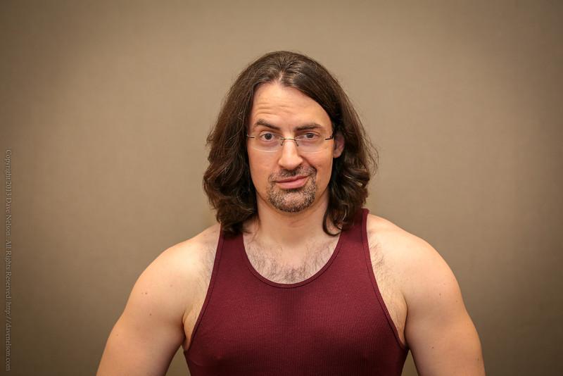 Author Jim Butcher at DragonCon 2013