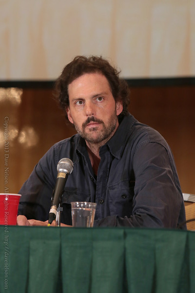 Silas Weir Mitchell of Drimm at DragonCon 2013