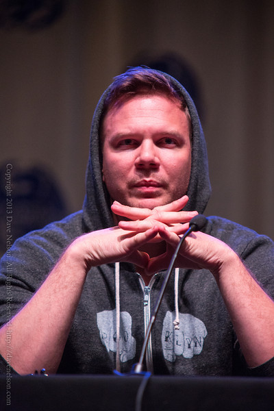 Jim Parrack of True Blood at DragonCon 2013