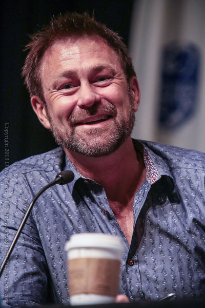 Grant Bowler of Defiance at DragonCon 2013