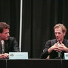 Loan Gruffudd and Doug Jones of Fantastic Four at DragonCon 2013