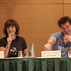 John and Carole Barrowman at DragonCon 2013