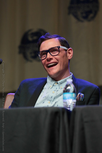 Burn Gorman of Game of Thrones at DragonCon 2013