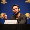 Charlie Cox of Netflix's Daredevil at DragonCon 2016
