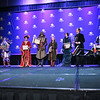 Contestants in the 2016 DragonCon Friday Night Costume Contest