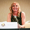 Kari Byron in the Confirmed: An Hour with Tory and Kari panel at DragonCon 2016