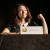 Jodelle Ferland in the Dark Matter - Amnesia, the cure for the anti-social panel at DragonCon 2016