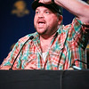 Drew Powell on the Gotham - In the Shadow of the City panel at DragonCon 2016