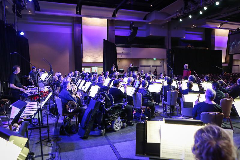 Georgia Philharmonic Orchestra Presents wonderful music at DragonCon 2016