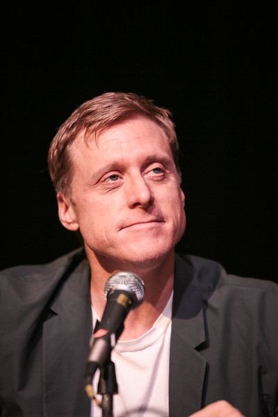 Alan Tudyk at the Firefly Guests panel at DragonCon 2016