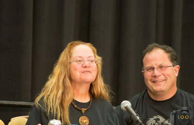Patricia Briggs & Mike Briggs