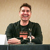 Tori Belleci in the Confirmed: An Hour with Tory and Kari panel at DragonCon 2016