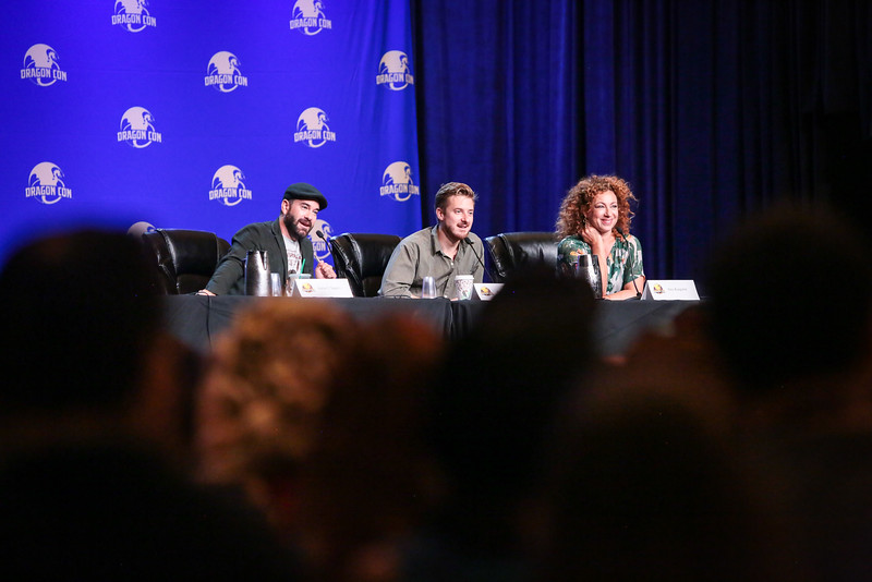 Doctor Who: Pond Family Reunion with Arthur Darvill and Alex Kingston at DragonCon 206