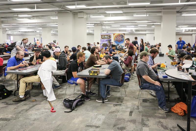 Gaming at DragonCon 2016
