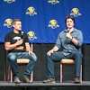 Con Man with Nathan Fillion and Casper Van Dien at DragonCon 2017